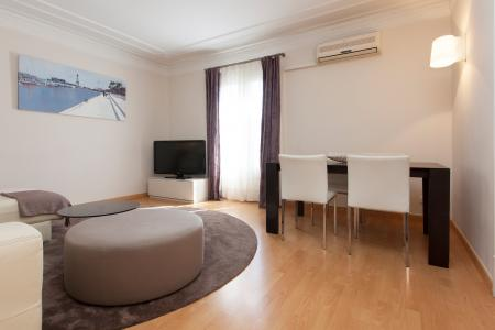 Fantastic flat for rent in the beautiful Eixample district