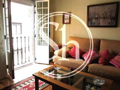 Apartment for Rent in Madrid Juan De La Hoz - Avenida De América