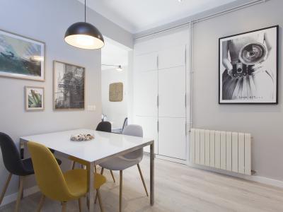 Wohnung zur Kurzfristige Vermietung in Barcelona Rocafort - Aragó(till 30/09/20)