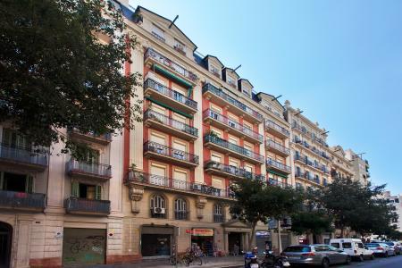 Magnifico appartamento con balcone vicino a Plaza de España