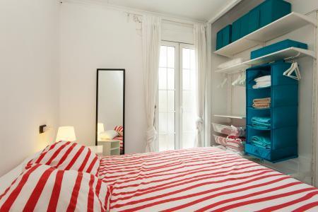 Appartement te huur in Barcelona Mar - Paseo Joan Borbó
