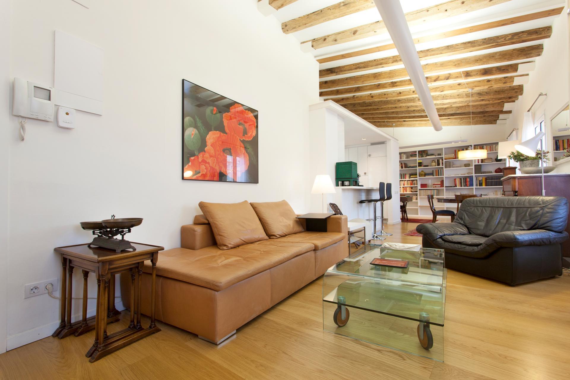 Grandioso piso de alquiler en carrer Fortaferrissa-Rambla