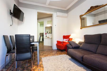 Appartement te huur in Barcelona Girona - Consell De Cent