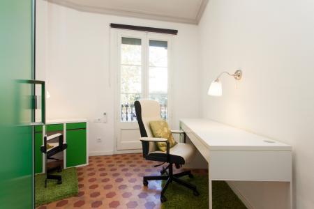 Wohnung zur Miete in Barcelona Girona - Consell De Cent