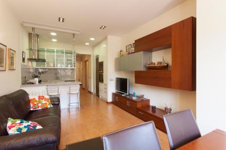 Appartement te huur in Barcelona Rosselló - Aribau