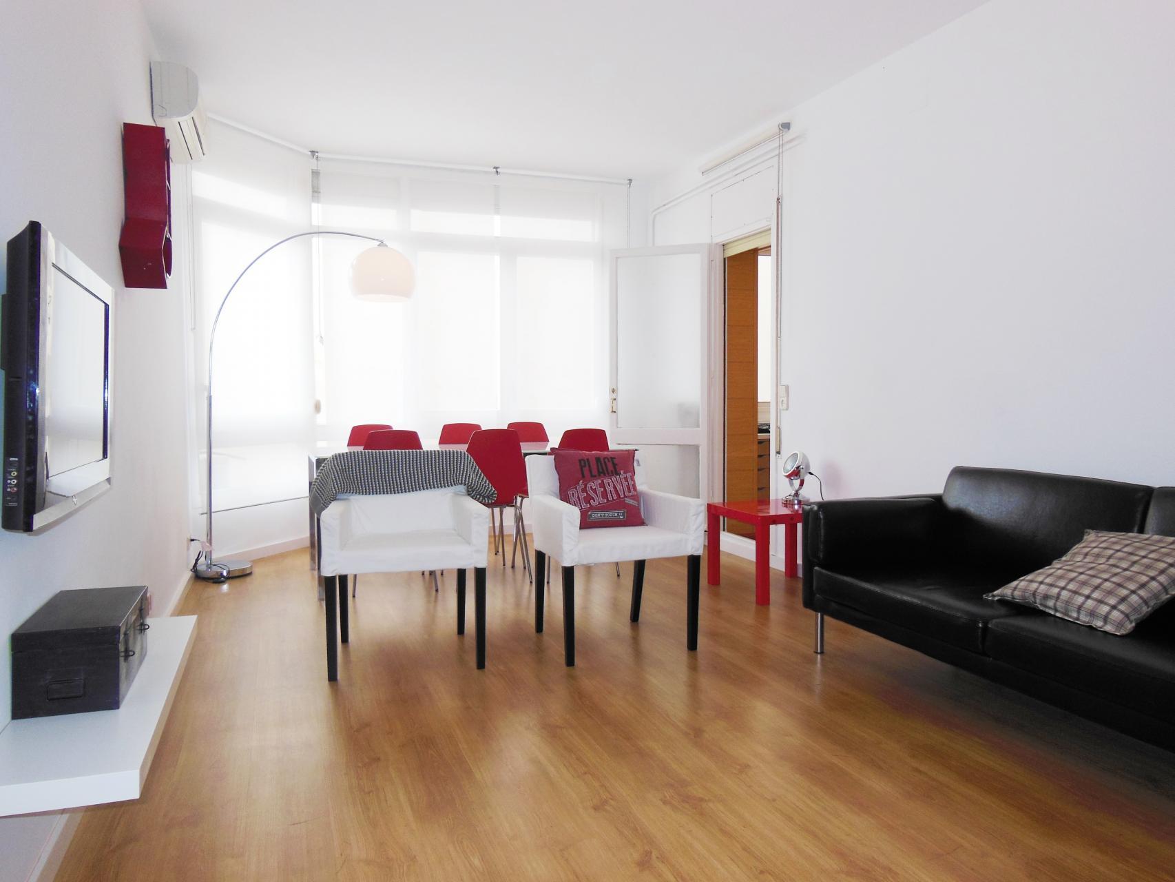 Piso en alquiler barcelona sarri sant gervasi caponata osi for Alquiler piso sarria barcelona