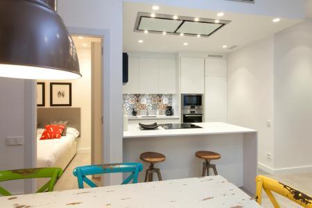 Квартира в аренду в Barcelona Magalhaes - Plaza Surtidor