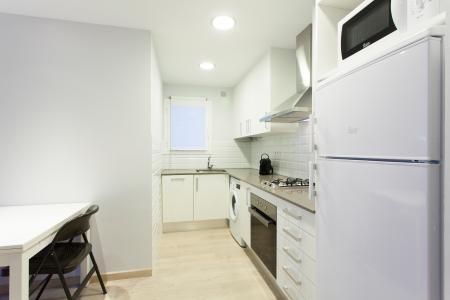 Eccezionale appartamento in affitto in via Freixures