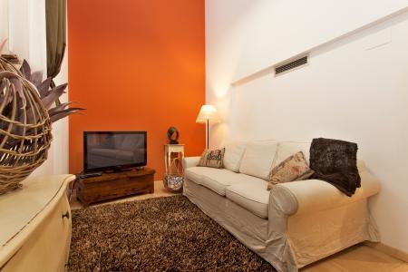 Apartamento duplex de aluguel na Rua Sant Joaquim.