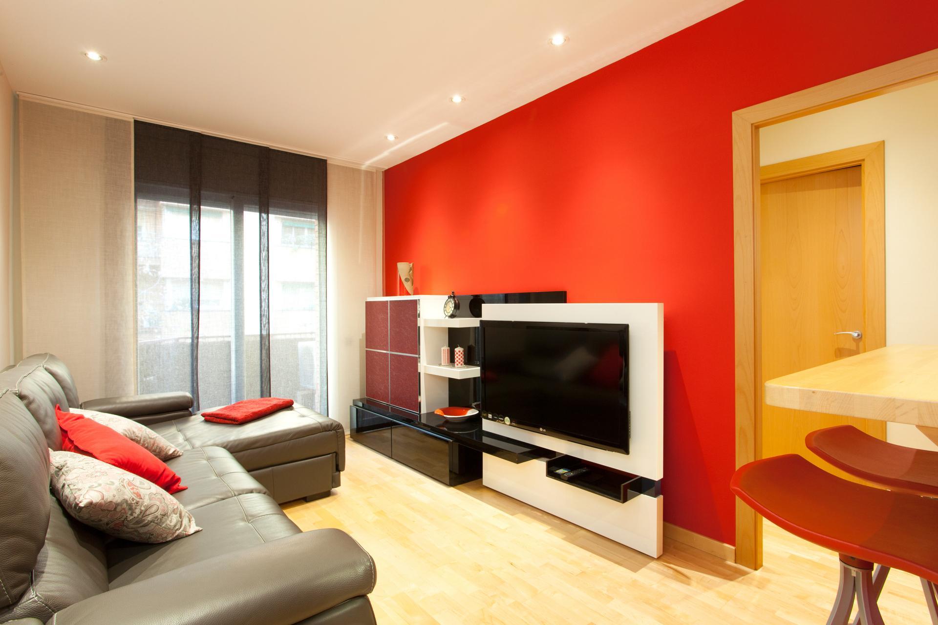 Excelente apartamento na rua Napols Eixample