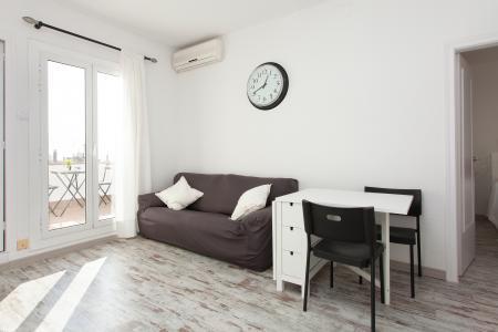 Attico in affitto in via Travessera De Gracia