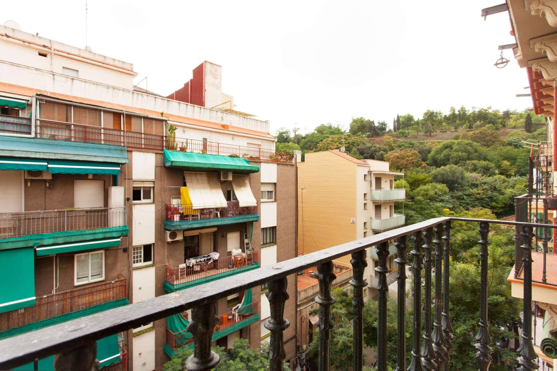 Shbarcelona appartement en location montju c barcelone for Location appartement design barcelone