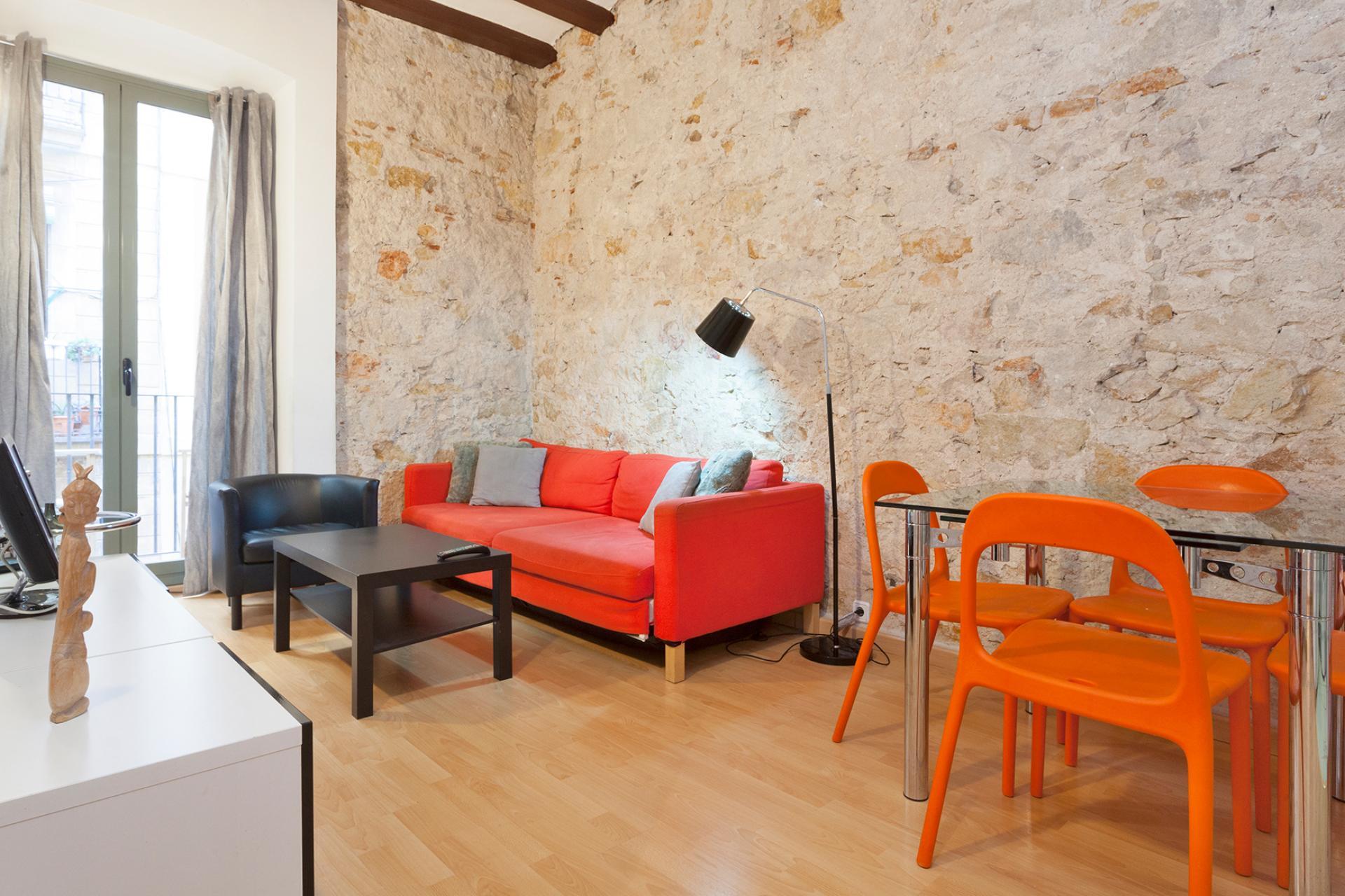Shbarcelona appartement en location dans la ciutat vella for Location appartement design barcelone