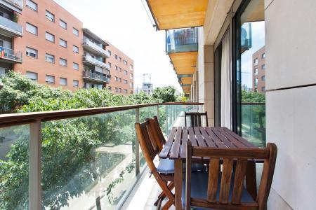 Piso en Alquiler en Barcelona Sancho De Avila-rambla Poblenou (parking Optional)