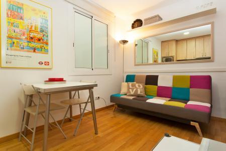 Monolocale in affitto nel Quartiere Gràcia