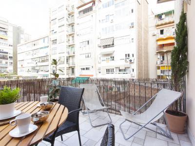 Appartement de luxe à louer dans l'Eixample de Barcelone
