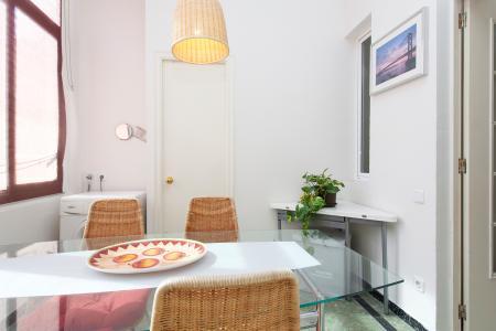 Appartamento in Affitto a Barcelona Vallespir - Avenida Madrid