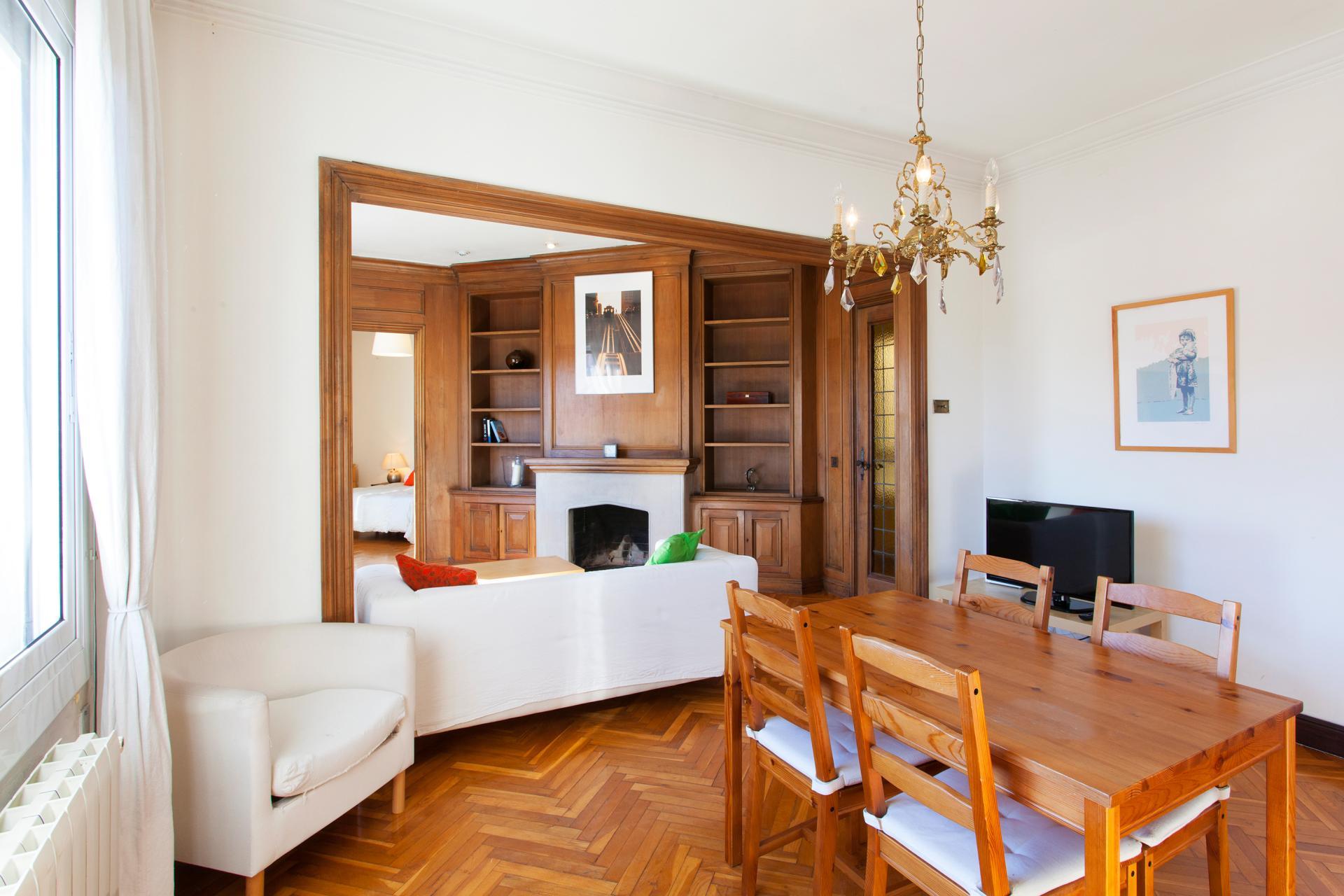 appartement meubl et quip louer barcelone. Black Bedroom Furniture Sets. Home Design Ideas