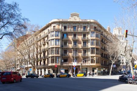 Piso turistico Ronda Sant Pere-Plaza Catalunya