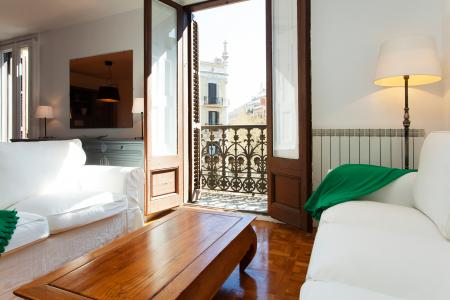 Квартира в Кратковременная аренда в Barcelona Ronda Sant Pere - Plaza Catalunya