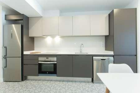 Splendido appartamento in affitto in via Consell de Cent