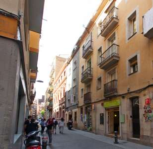 Appartement te huur in Barcelona Mozart - Rius I Taulet