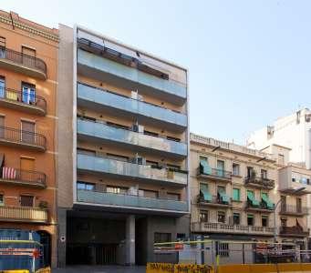 Квартира в Кратковременная аренда в Barcelona Pujades - Bilbao