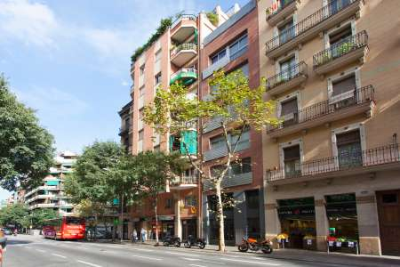 Furnished flat for rent close to Sagrada Familia