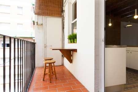 Loft para alugar na rua Valencia com Meridiana