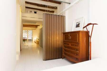 Loft para alugar no mercado de Sant Antoni