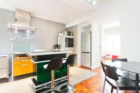 Moderno appartamento in affitto nella Gran Via di Barcellona