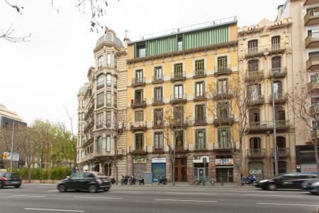 Prestigioso appartamento in affitto in c/Aragó con Passeig de Sant Joan