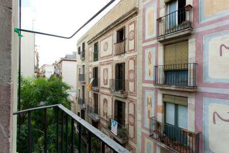 Charming flat to rent in El Born