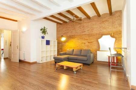 Bel appartement avec une agréable terrasse