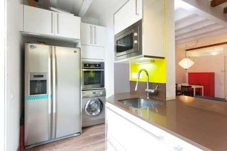 Affittasi appartamento arredato in calle 26 de Gener