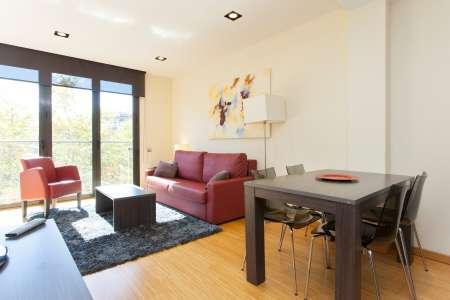 Wohnung zur Kurzfristige Vermietung in Barcelona Diagonal-sardenya