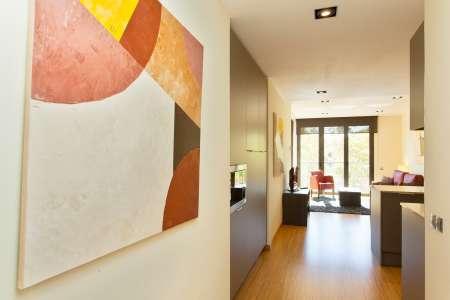 Квартира в Кратковременная аренда в Barcelona Diagonal-sardenya