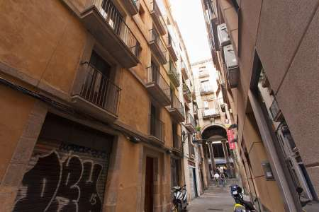 Piso en alquiler en la Ciutat Vella de Barcelona cerca de La Boqueria