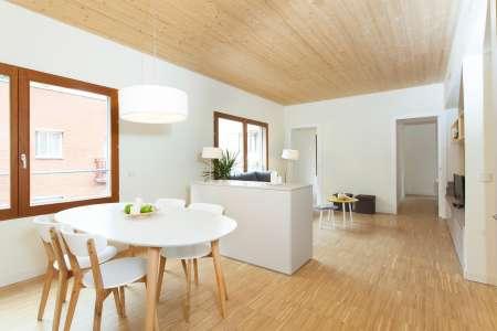 Alquiler hermosa vivienda construida con materiales naturales