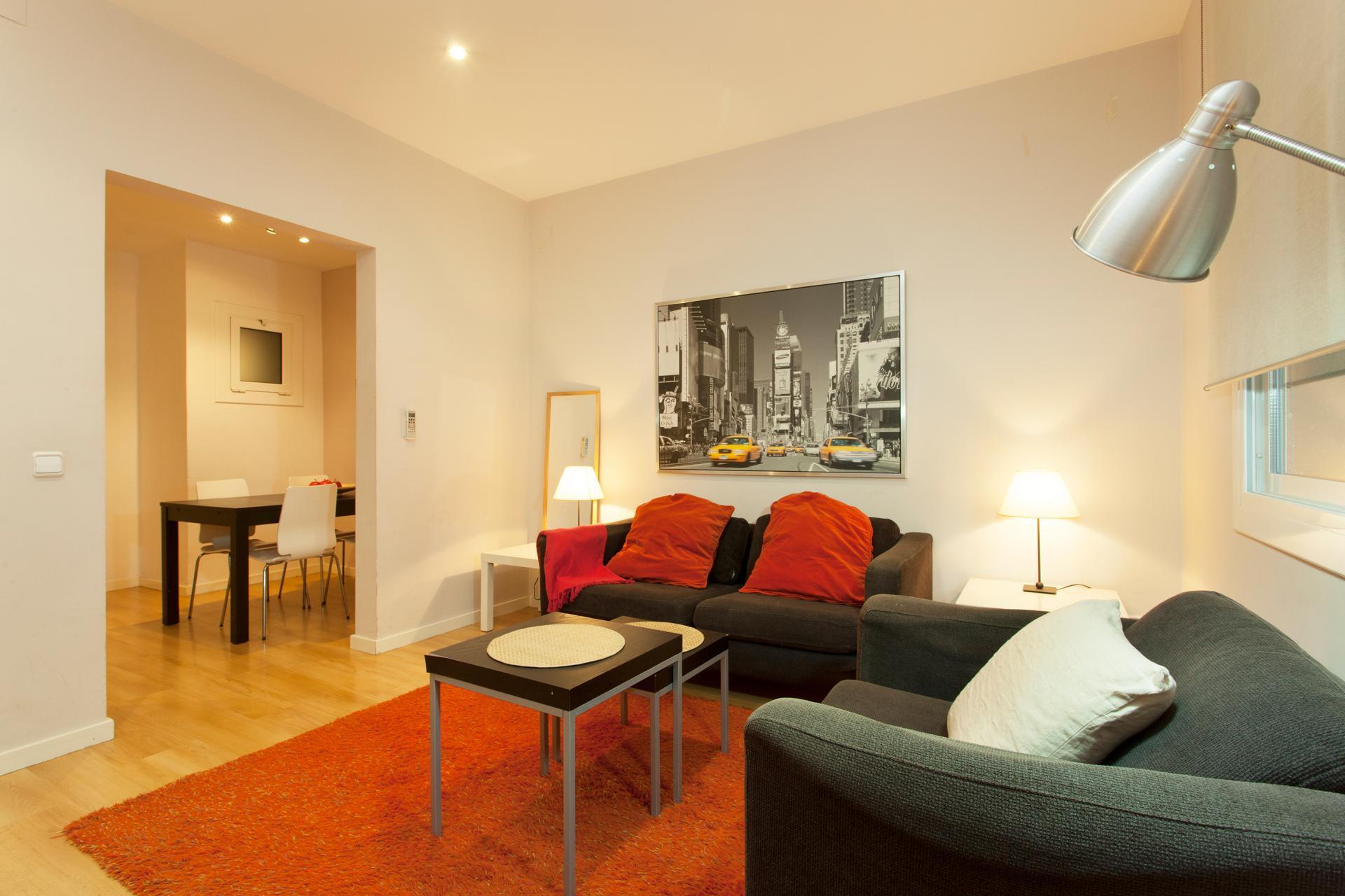 Wohnung zur Miete in Barcelona València - Lepant