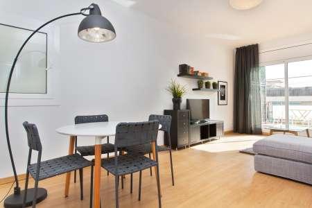 Wohnung zur Miete in Barcelona Marques De Sentmenat - Nicaragua