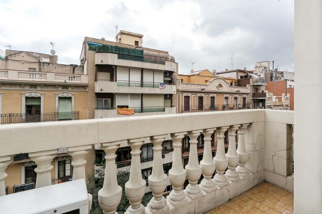 Shbarcelona piso en alquiler por temporadas en el eixample - Alquiler piso por meses barcelona ...