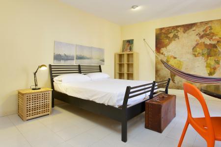 Appartement te huur in Barcelona Gran De Gràcia (till End August)
