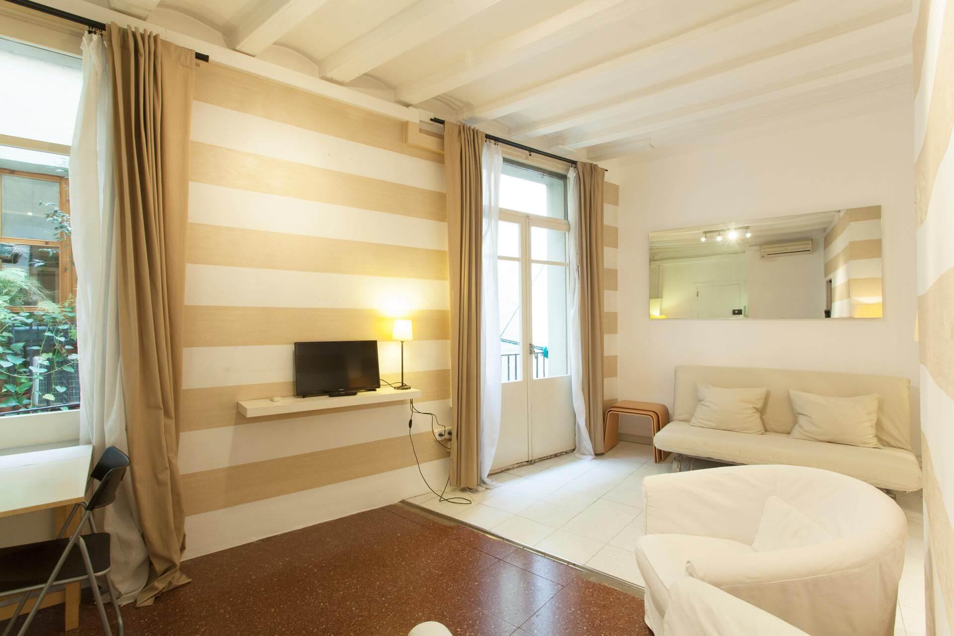 Affittasi accogliente appartamento in carrer Dels Mercaders