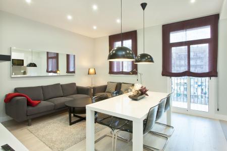 Wohnung zur Miete in Barcelona Villarroel - Corsega
