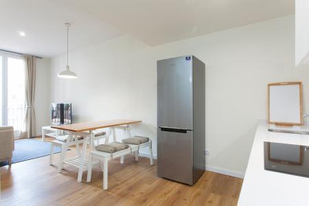Location d'appartement à Villarroel Tamarit Eixample Barcelone