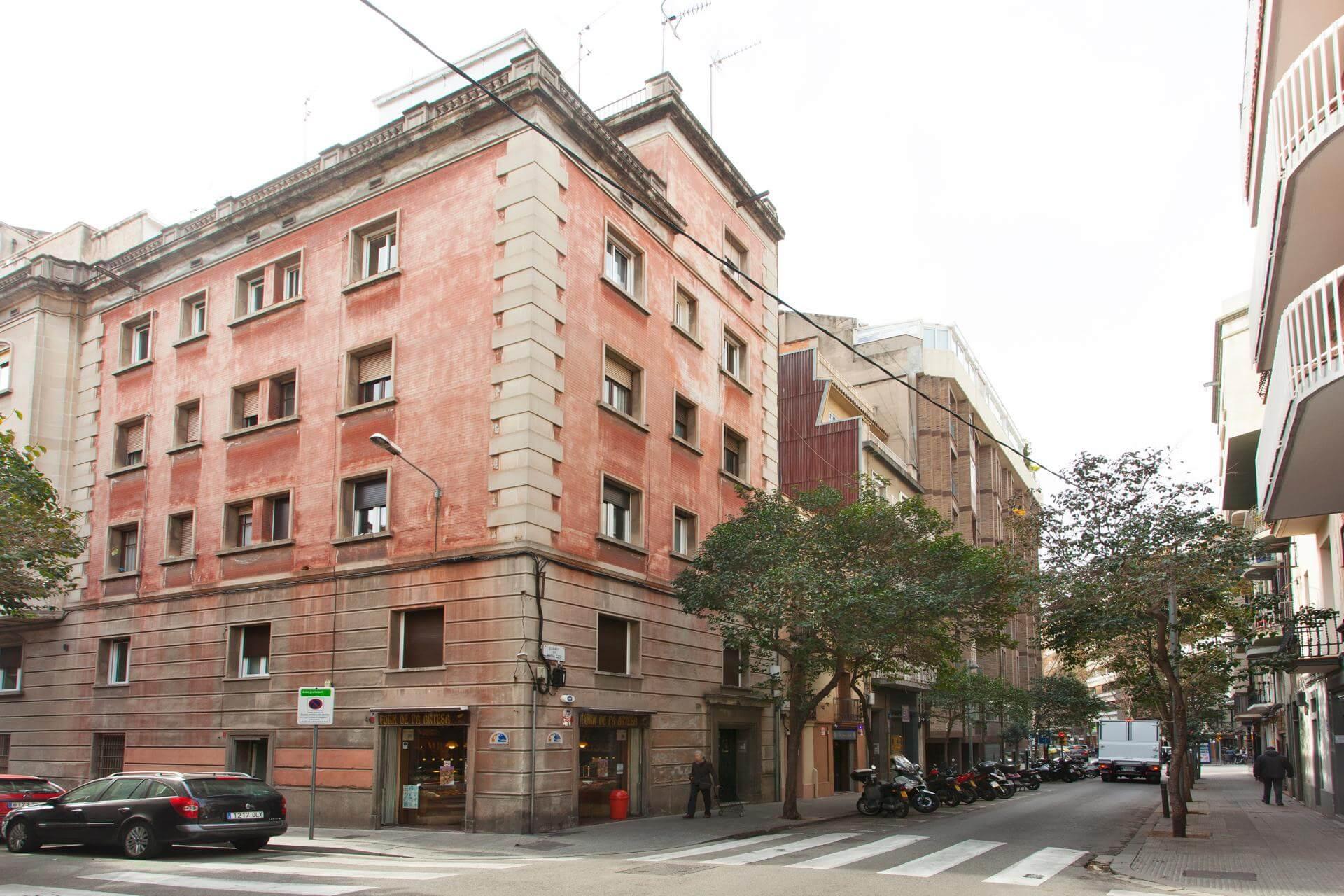 Shbarcelona piso de alquiler mensual sarri sant gervasi - Pisos alquiler sarria barcelona ...