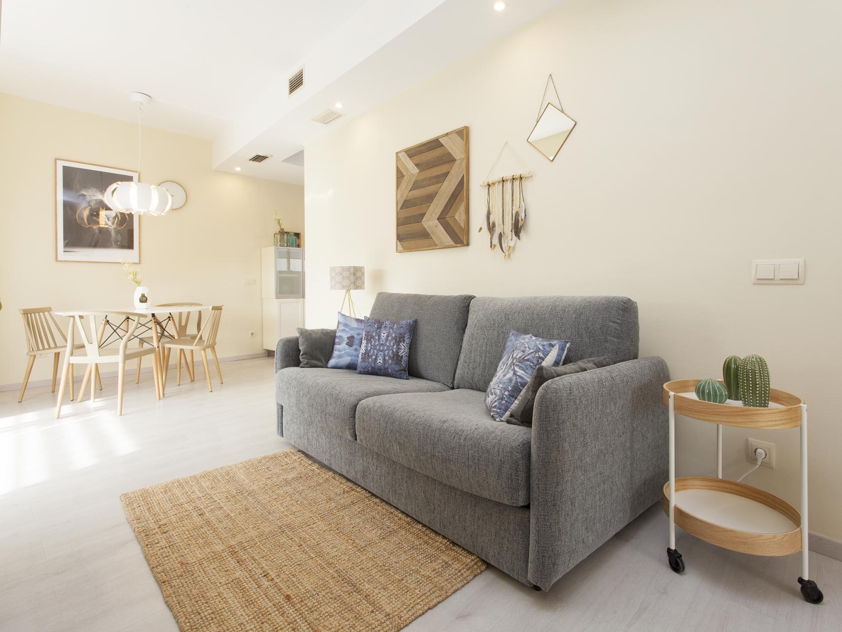 Wohnung zur Kurzfristige Vermietung in Barcelona Marina - Sagrada Familia