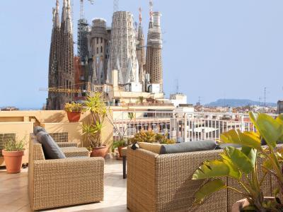 Appartement te Korte termijn huren in Barcelona Marina - Sagrada Familia