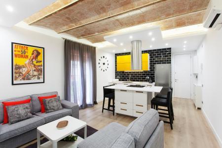 Квартира в аренду в Barcelona Elkano - Avenida Del Paralel